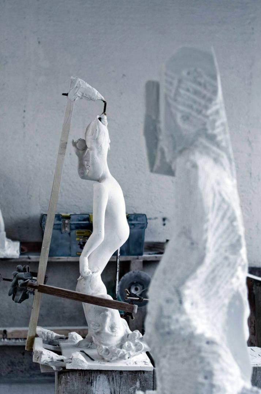 making of,  (c) Affiliati Peducci/Savini, photo by Martino Gerosa