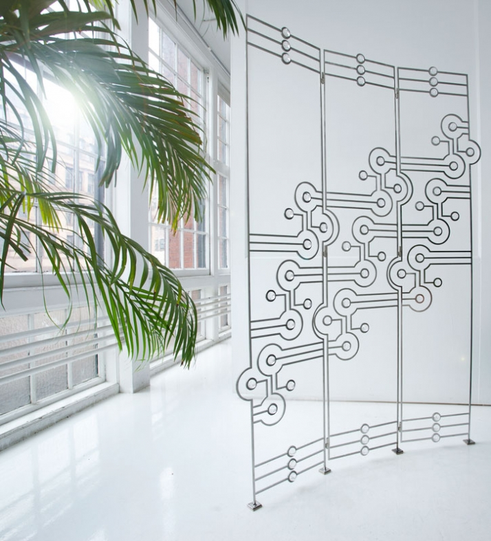 Andra divider // Image Courtesy of Vital Steel