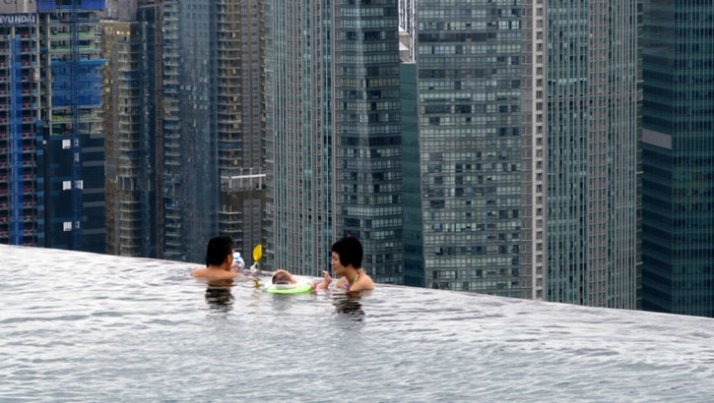 Infinity Pool – Marina Bay Sands