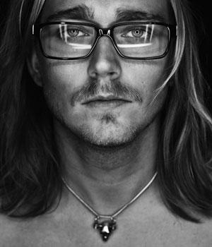 portrait of Henrik Isaksson Garnell