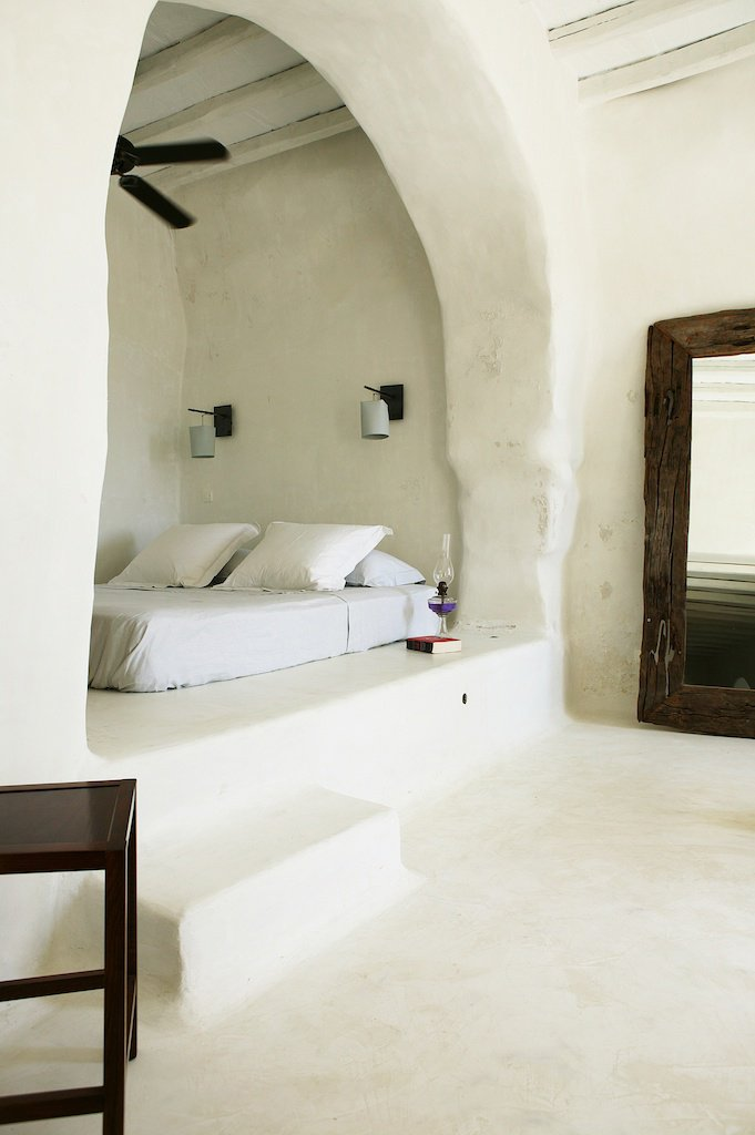 Private House In Tinos Yatzer