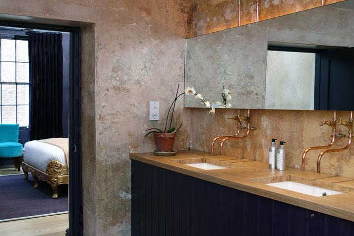The En-suite Bathroom, photo by Iain Kemp