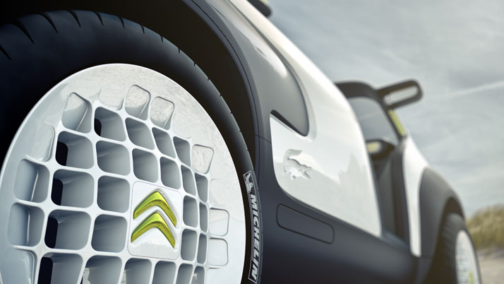 Image Courtesy of CITROËN & LACOSTE