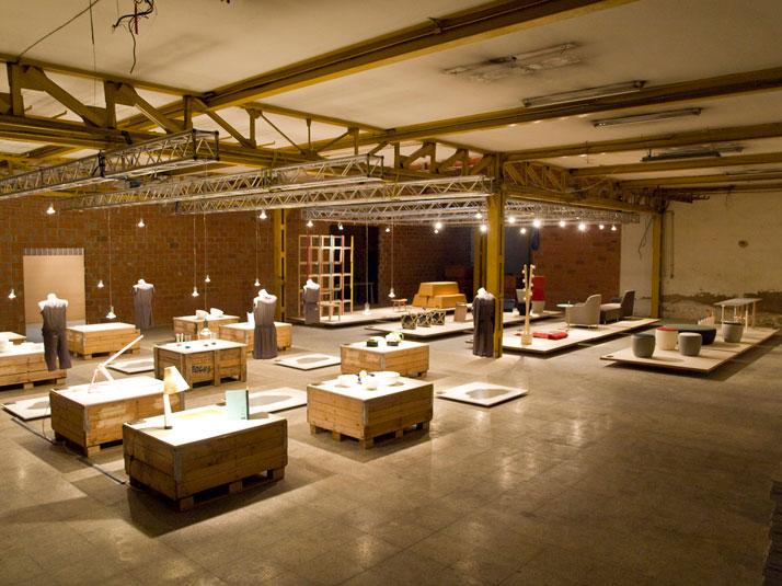 ZOCO group exhibition of designers: AloyMas, Dídac Ballester, GR Design, Herme Ciscar & Mónica García, Mónica Lavandera, Nadadora, Odosdesign, Osc