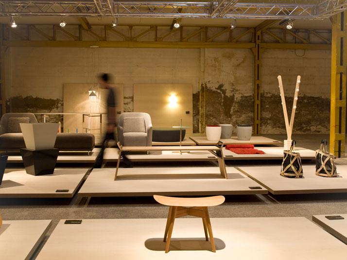 ZOCO group exhibition of  designers: AloyMas, Dídac Ballester, GR Design, Herme Ciscar &  Mónica García, Mónica Lavandera, Nadadora, Odosdesign, O