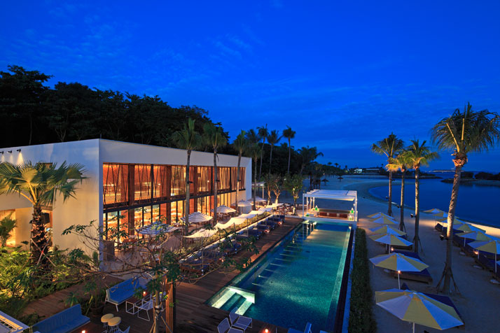 Tanjong Beach Club Singapore Yatzer