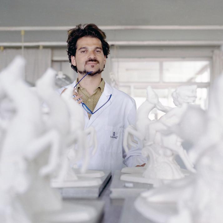 Jaime Hayón, photo (c) Nienke Klunder