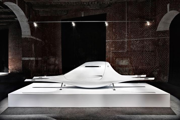 EVO by Ora Ito in collaboration with Citroen // Image Courtesy of Studio NOVEMBREphoto (c) Pasquale Formisano