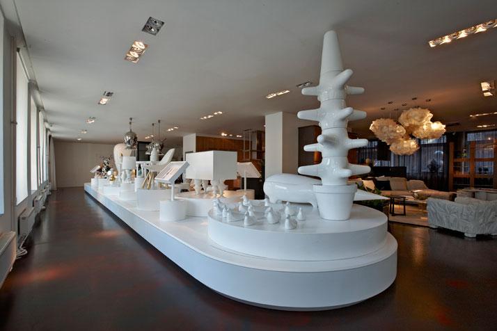 Jaime Hayon designs at Altagamma Design Gallery // Image Courtesy of Studio NOVEMBREphoto (c) Pasquale Formisano