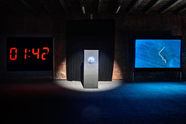 Real Time clocks by Maarten Baas // Image Courtesy of Studio NOVEMBREphoto (c) Pasquale Formisano