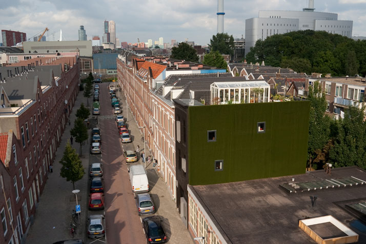 Image Courtesy of Studio Rolf.fr and Zecc Architecten