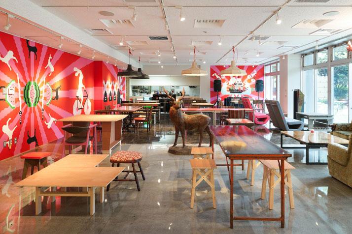 LLOVE café, photo (c) 太田拓実 / Takumi Ota.