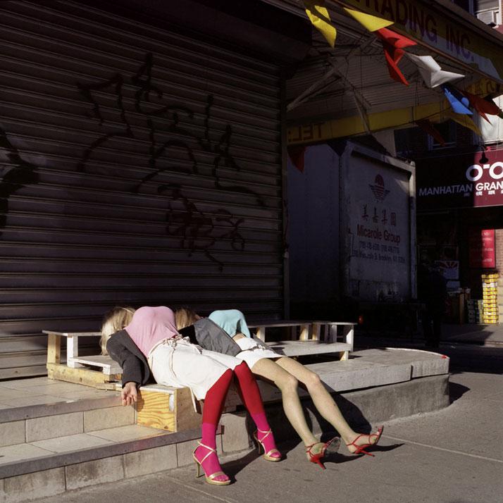 ZEN MOMENTS photo © Nienke Klunder