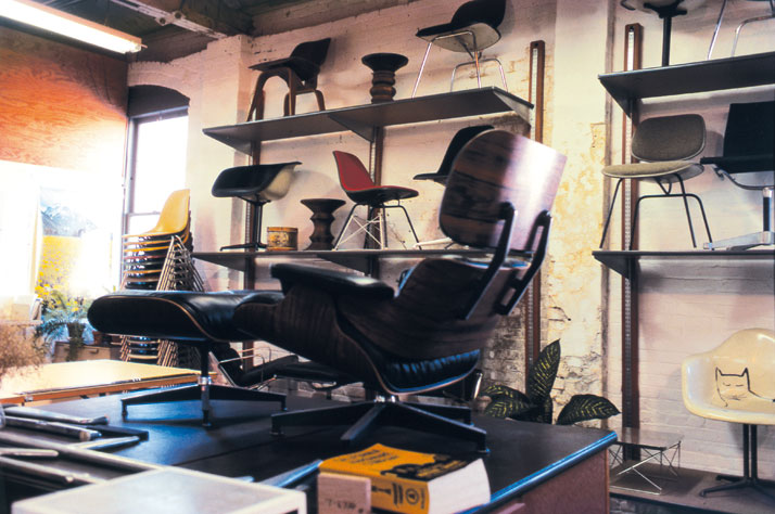 Herman Miller's West Coast factory  © 2010 Eames Office LLC, from the Collections of the Library of Congress