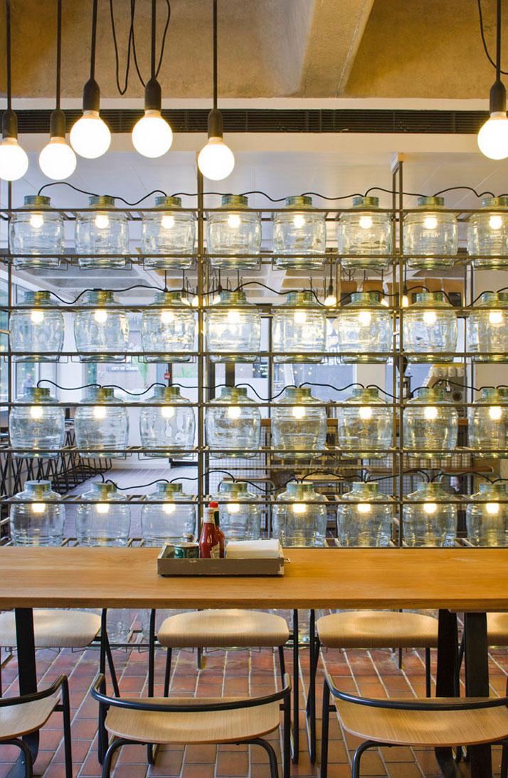 Barbican foodhall yatzer 10 - Dunya Ka Behtreen Restaurant