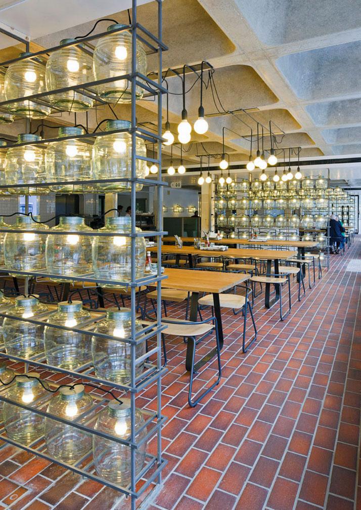 Barbican foodhall yatzer 11 - Dunya Ka Behtreen Restaurant