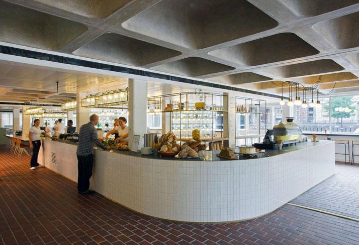 Barbican foodhall yatzer 12 - Dunya Ka Behtreen Restaurant