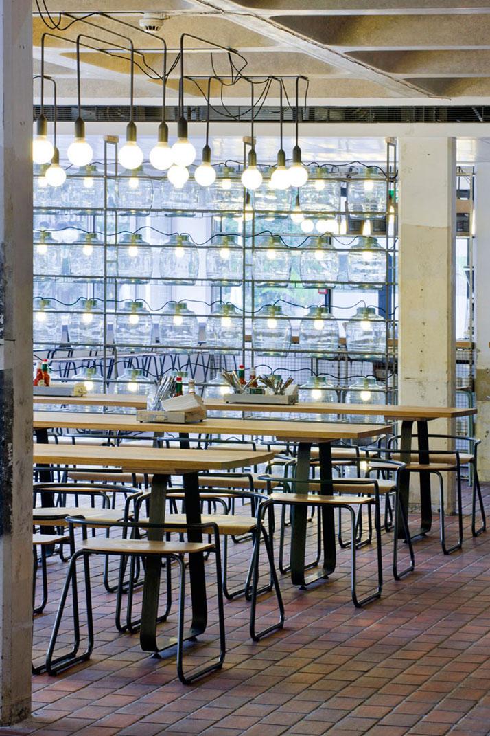 Barbican foodhall yatzer 3 - Dunya Ka Behtreen Restaurant