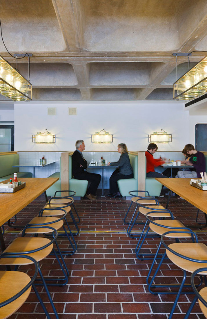 Barbican foodhall yatzer 4 - Dunya Ka Behtreen Restaurant