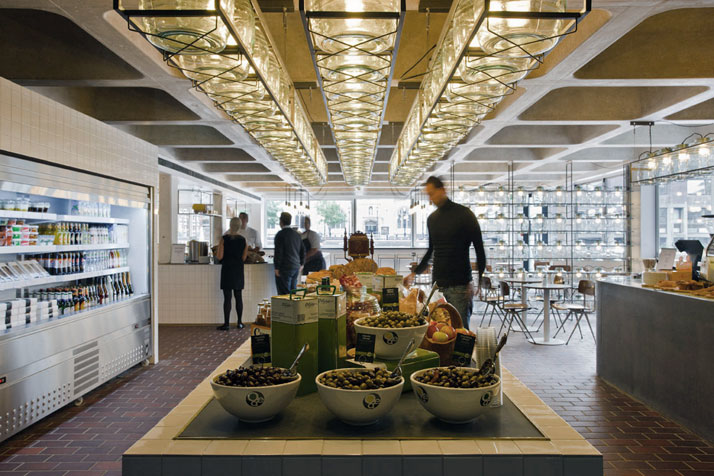 Barbican foodhall yatzer 9 - Dunya Ka Behtreen Restaurant