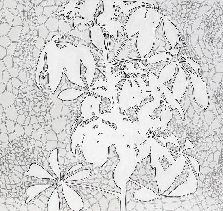 's.2 n.1', 2009 Drawing