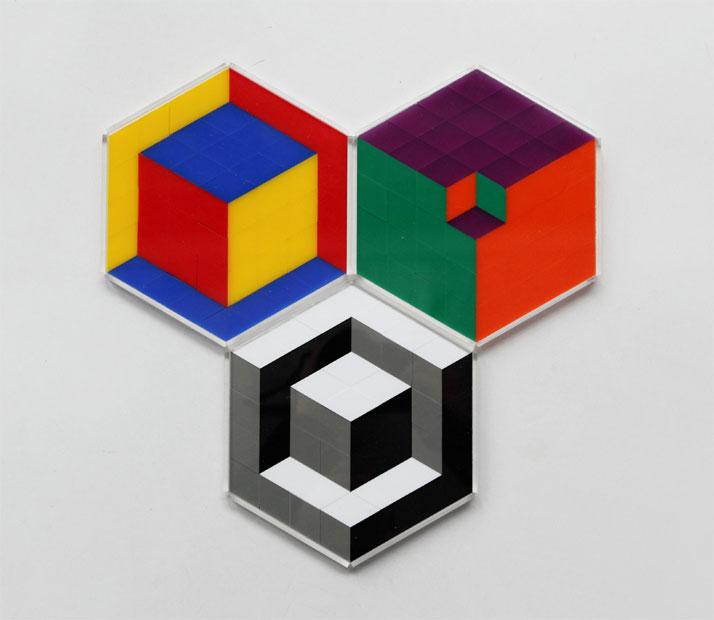 Cubics, VIVID Gallery Rotterdam, photo: Yves Krol