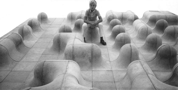 Slothouber & Graatsma, Venice Biennial 1970, Dutch pavillion