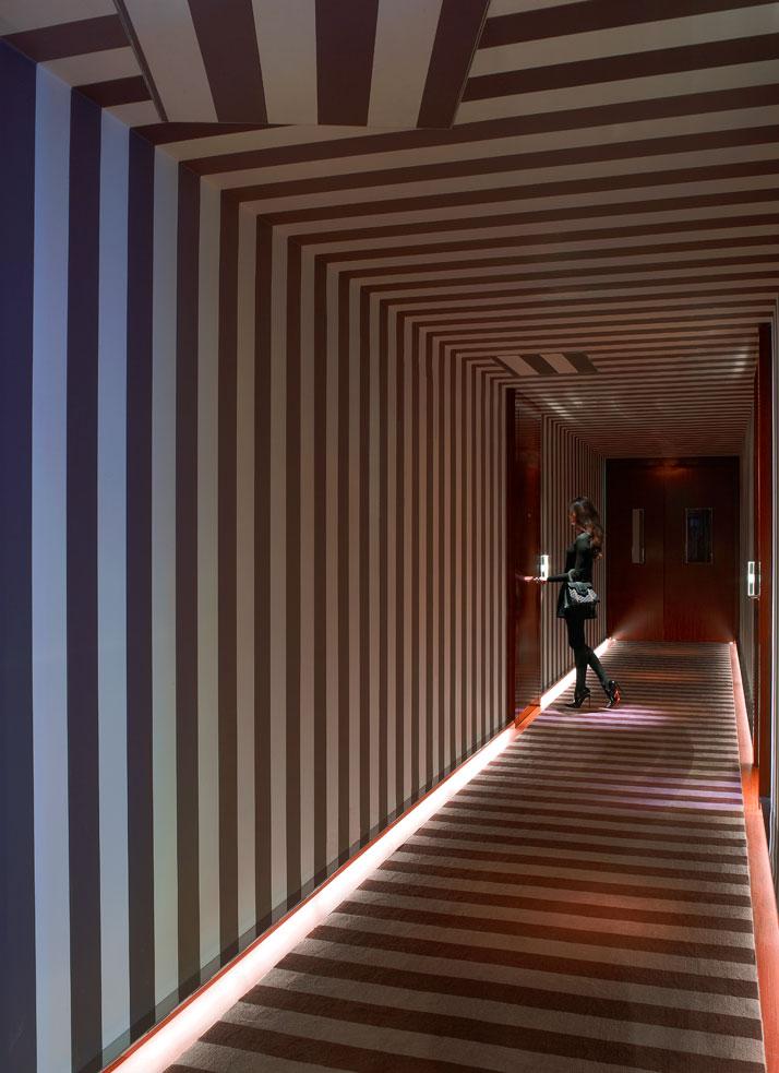 The corridor Crédits Photo : Philippe Garcia/LaSociétéAnonyme