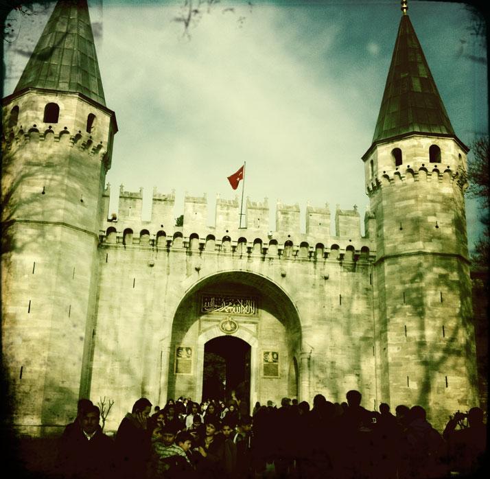 Topcapi Palace,Marmara, Istanbul. photo © Costas Voyatzis for Yatzer.com