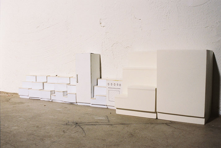 Lamp by Anna GlansénThe matter of bondingMeasurements // l 370 × w 310 × h 920 mmphoto © Beckmans College of Design