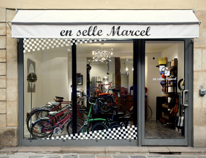 Image Courtesy of En Selle Marcel