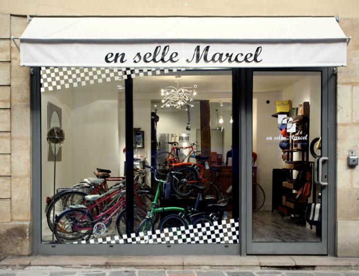 Image Courtesy of En Selle Marcel
