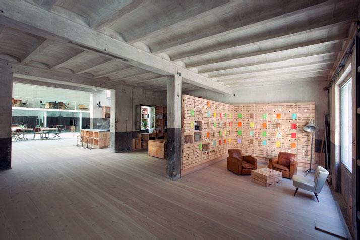 photo ©  Daniel Torrelló / ayr + chitecture