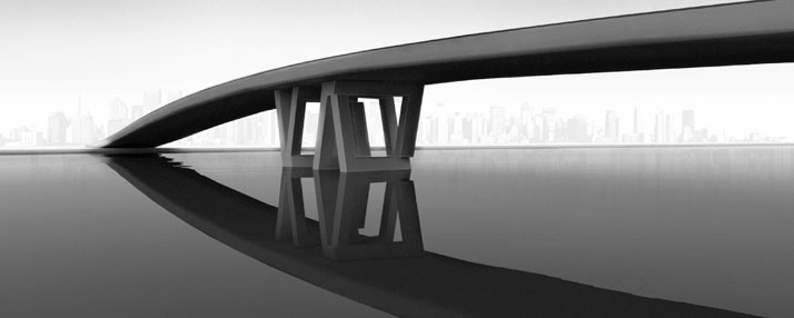 QuaDror BRIDGE, Image Courtesy of Studio Dror