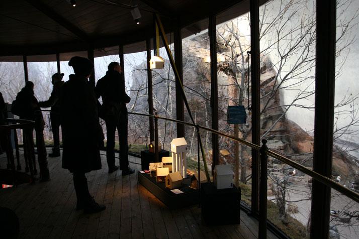 "Photo © Fredrik Färg""Birdshouses"" and ""Bedlight "" by 6.1 designers"