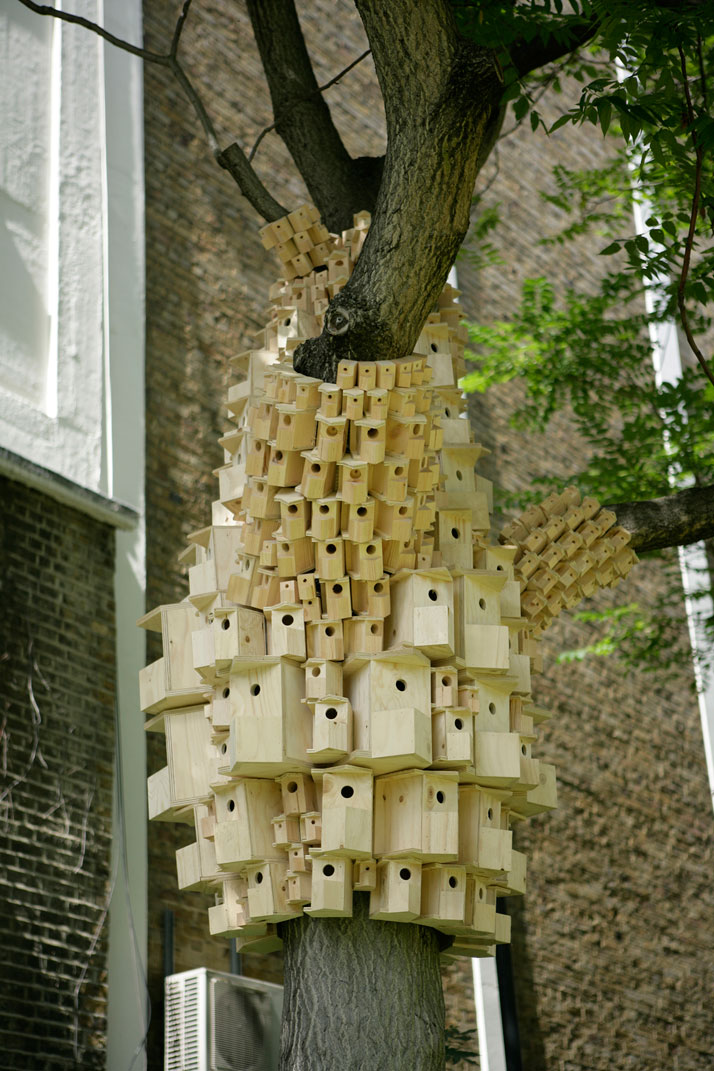 Spontaneous City // Cremorne Gardens //  Image Courtesy of London Fieldworks