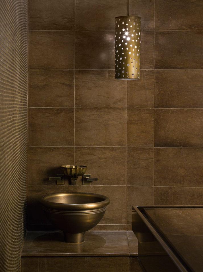 Hammam Scrub Room // Image Courtesy of ESPA, Istanbul EDITION Hotel