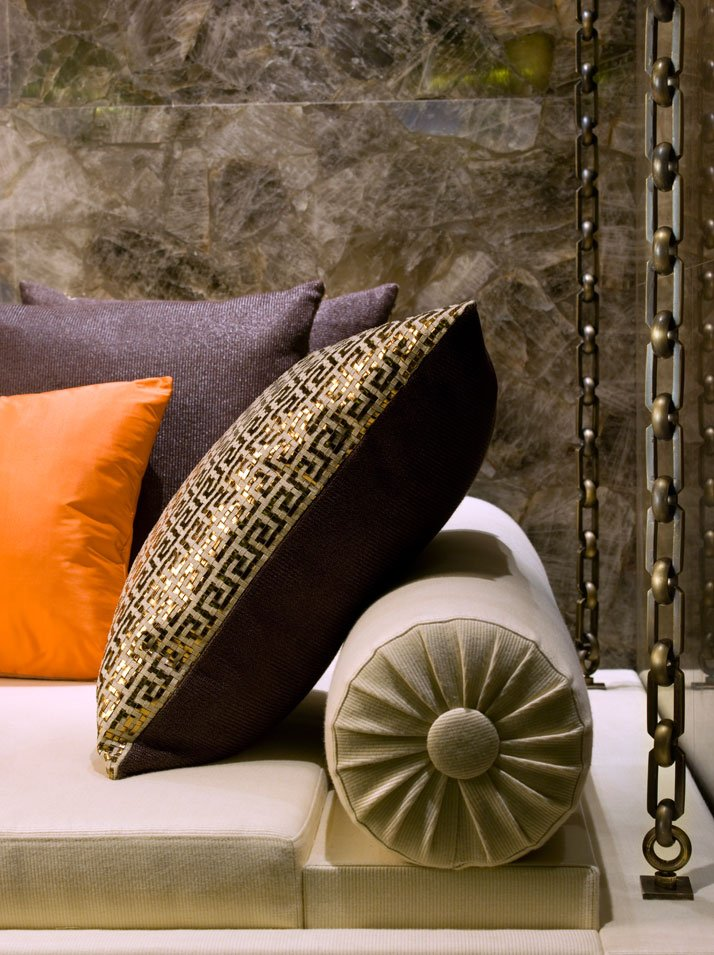 VIP treatment Hanging Bed Detail // Image Courtesy of ESPA, Istanbul EDITION Hotel