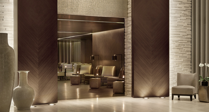 THE LOBBY of Istanbul EDITION Hotel // Image Courtesy of  Istanbul EDITION Hotel