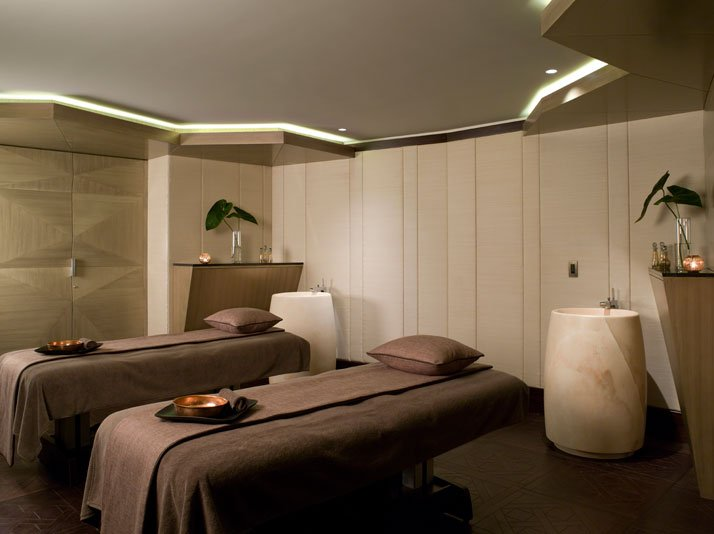 VIP treatment Suite // Image Courtesy of ESPA, Istanbul EDITION Hotel