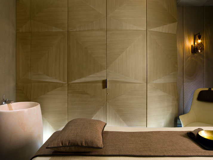 Treatment Room // Image Courtesy of ESPA, Istanbul EDITION Hotel