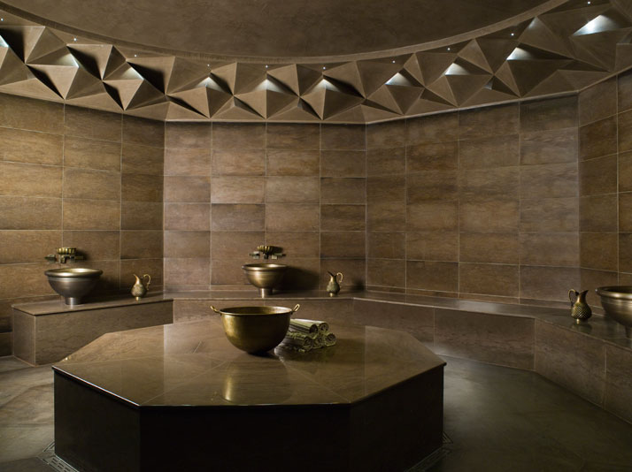 Espa At The Istanbul Edition Hotel By Hba Yatzer