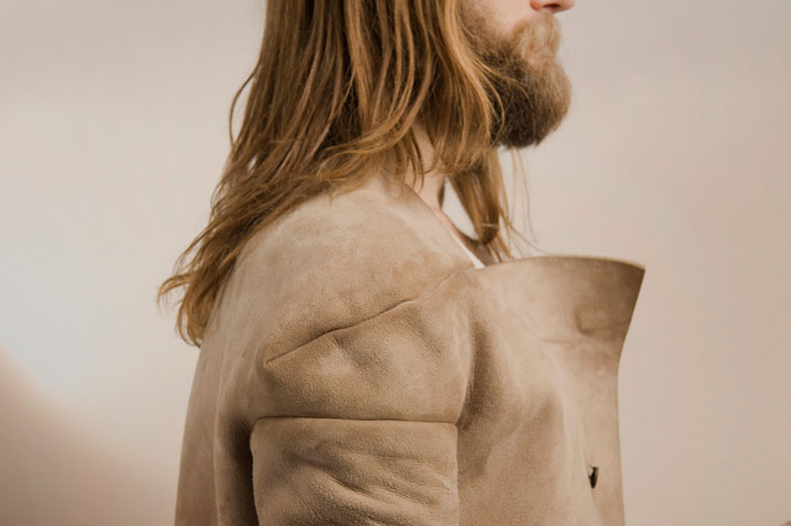 Photo © Marinó Thorlacius, Model: Emil Þór Guðmundsson, Stylist: Arash Arfazadeh Courtesy of Sruli Recht