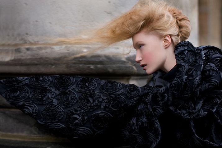 BLACK FLOWER, WOMEN A/W 2008-9 photo © Manos Agrimakis