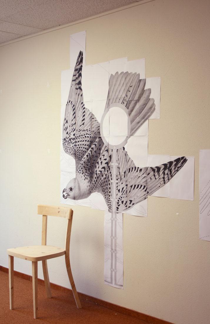Making of // Image Courtesy of Studio Formafantasma (Andrea Trimarchi, Simone Farresin)
