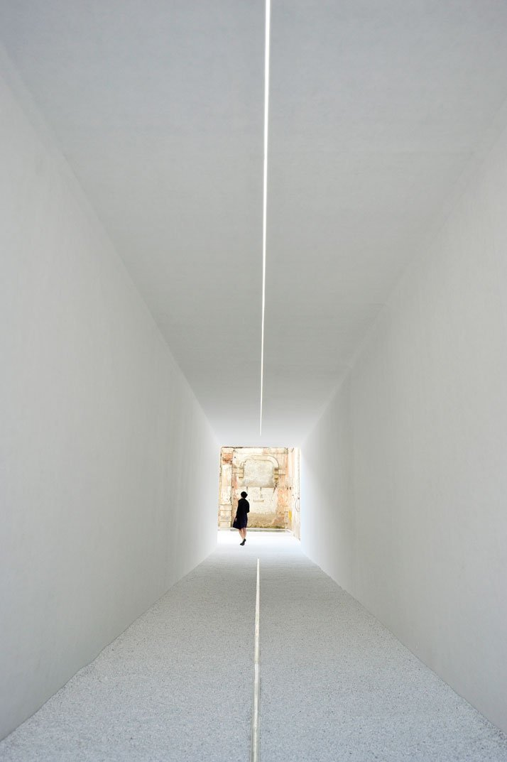 ENTRANCE // Image Courtesy of Toshiba Corporation
