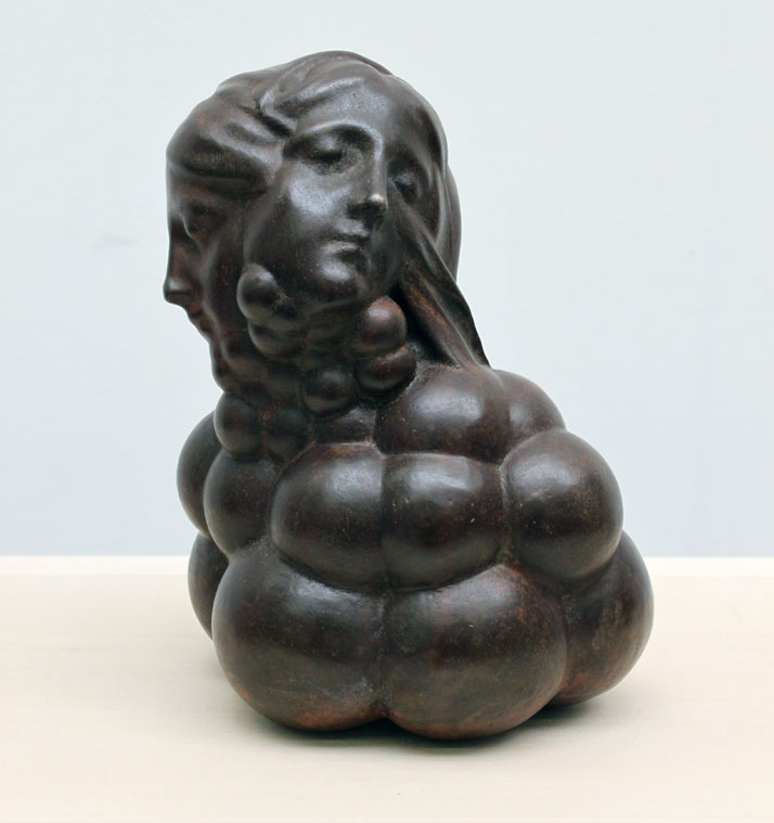 Ages and ages. Bronze. 2011 // © Dexter Dymoke