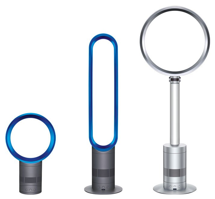 Dyson Air Multiplier Fan | Yatzer