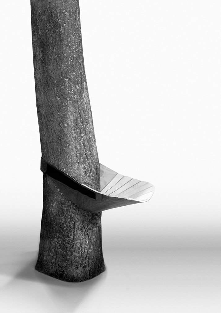 Parasitz - A Mobile Seat