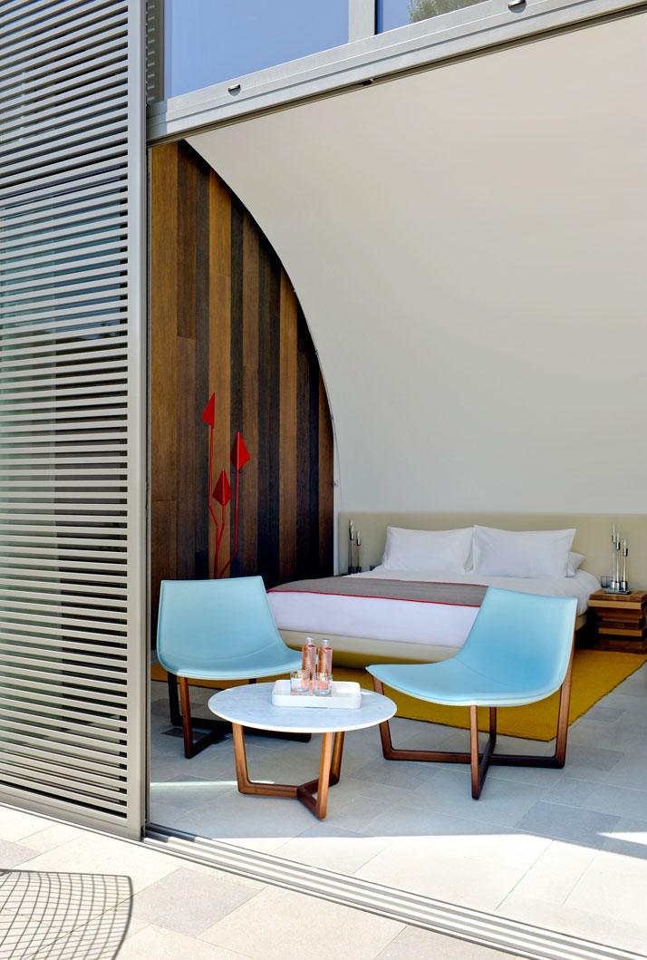 Photo © Manuel Zublena, Design Hotels